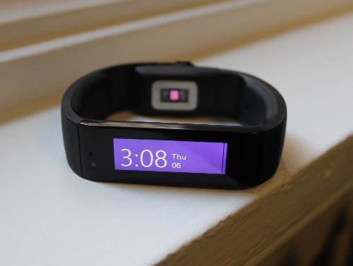 Microsoft's Band has some flaws but offers a lot for the price