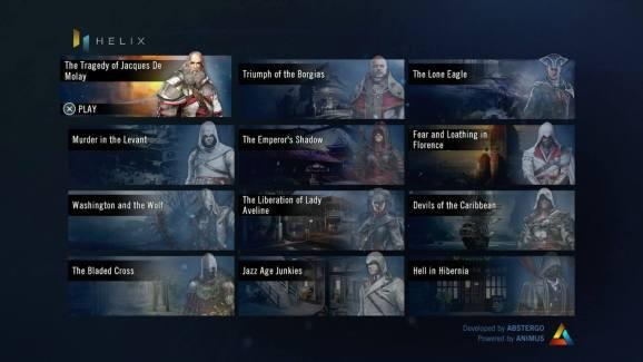 Here's what's up with Assassin's Creed: Unity's Helix menu