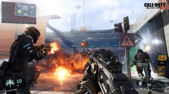 Call of Duty: Black Ops III sets record with $550M sales in three days