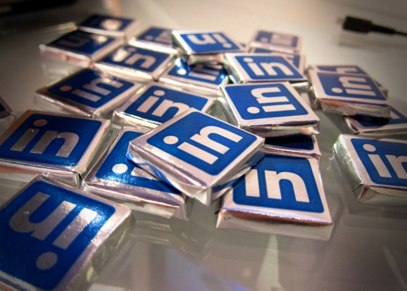 LinkedIn now shows you jobs open at your own company
