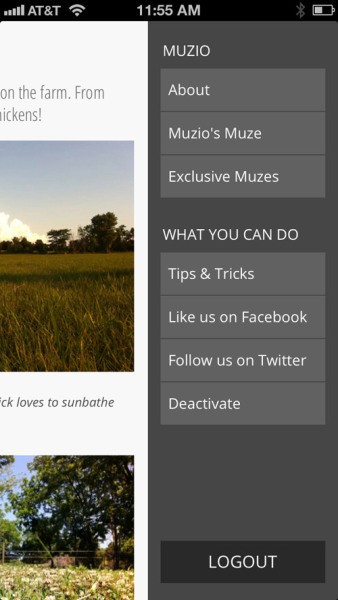 Muzio's beautiful iOS app makes it easier than ever to curate & share memories