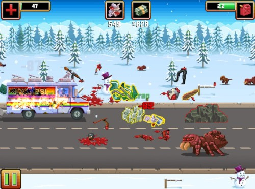 Doom creator's 12-year-old son releases first game on Steam: Gunman Taco Truck