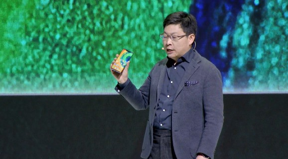 Huawei unveils Mate 30 series with no mention of Google