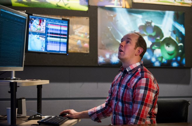 How Pixar made Monsters University, its latest technological marvel