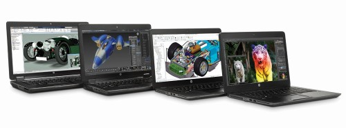 HP delivers workstations on the go with thin-and-light Zbook laptops