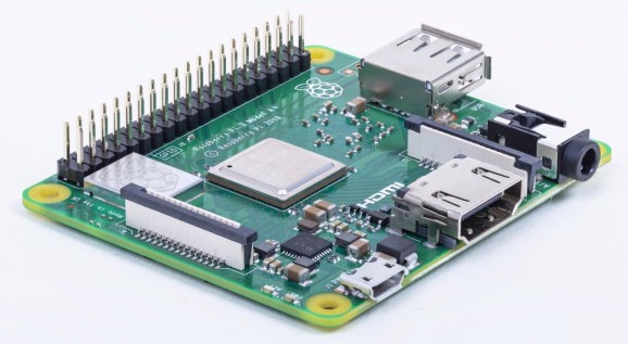 Raspberry Pi 3 Model A+ brings more compute power to small DIY devices