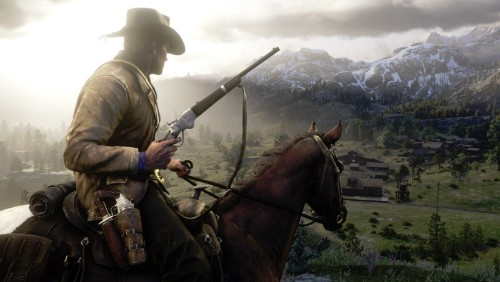 Red Dead Redemption 2 review — Goodbye to the American West