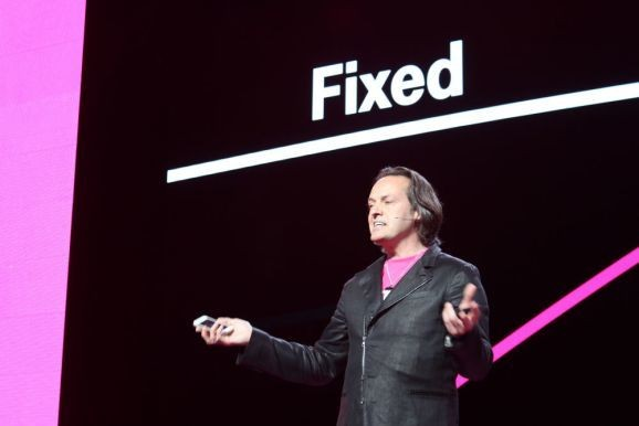 'It's total bullshit,' says T-Mobile CEO to claims that 'Uncarrier' model is unsustainable