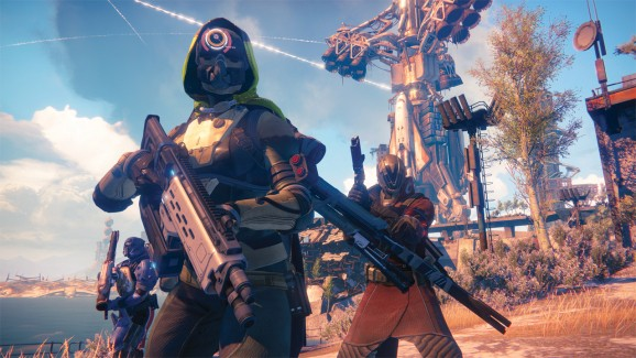 How Bungie's Destiny beta compares to Halo and World of Warcraft
