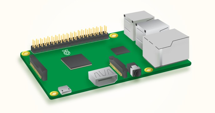 Raspberry Pi 3 microcomputer with Bluetooth and Wi-Fi goes on sale for $35