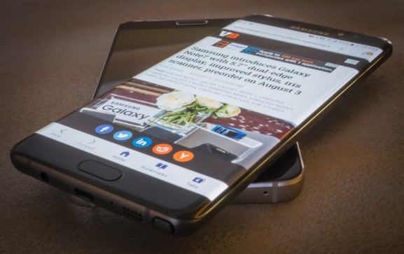 Samsung probe reportedly will list battery as main cause of Note7 fires