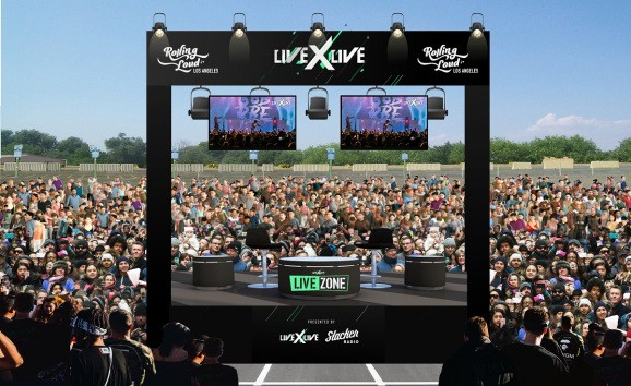 LiveXLive wants to dominate music festival livestreaming