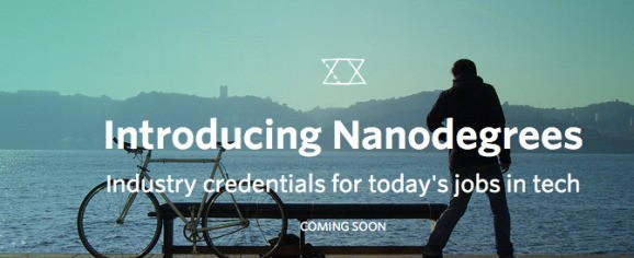 AT&T and Udacity partner to create the 'nanodegree,' a new type of college degree