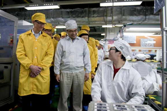 Apple execs blast BBC documentary on abuses in China iPhone factories