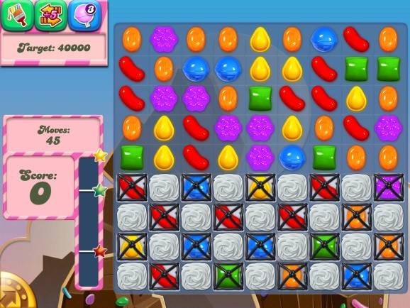 The rich get richer: Mobile heavyweights Candy Crush Saga, Clash of Clans reign worldwide