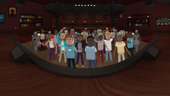 Social VR is evolving, and AltspaceVR paid the price