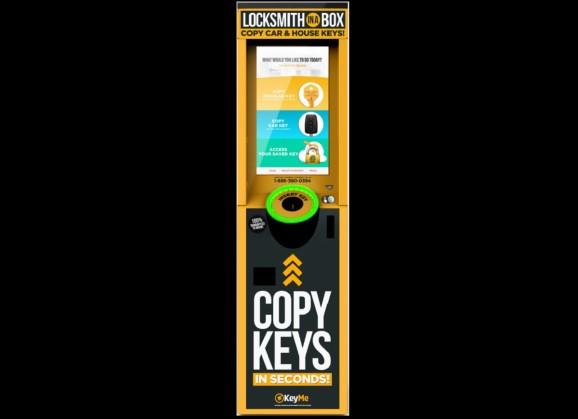 KeyMe raises $50 million for AI-powered kiosks that duplicate keys in seconds