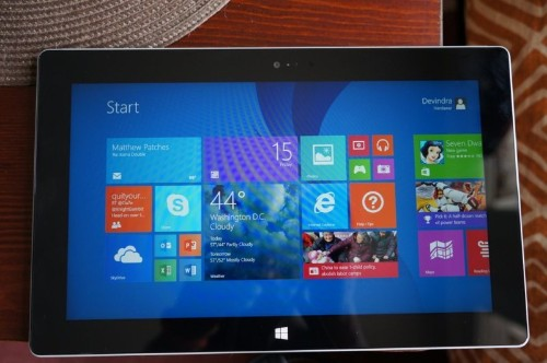 Surface 2: Microsoft's productivity tablet dreams finally come true (review)