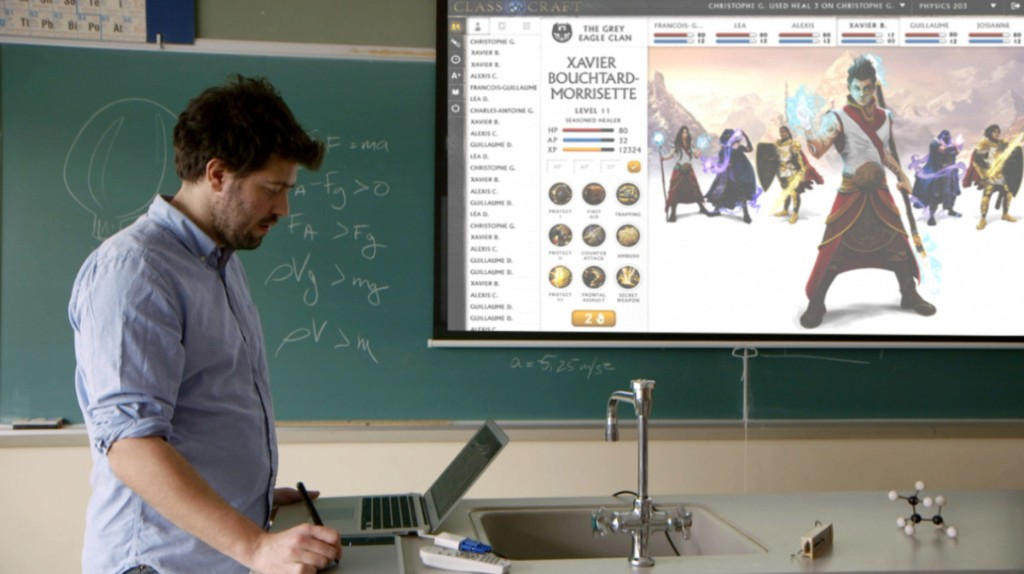 Classcraft makes the classroom a giant role-playing game — with freemium pricing