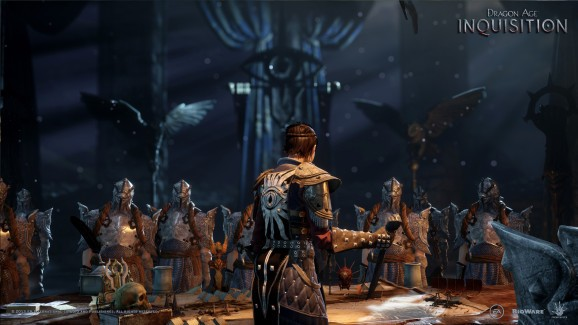 This is what Dragon Age: Inquisition looks like running Frostbite 3