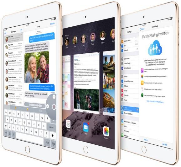 iPad mini 3 vs. iPad mini with Retina: What Apple changed