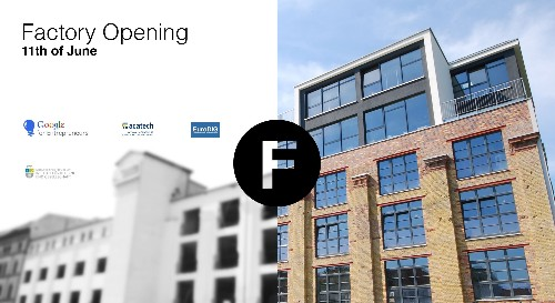 Berlin's Google-backed Factory startup hub opens in June