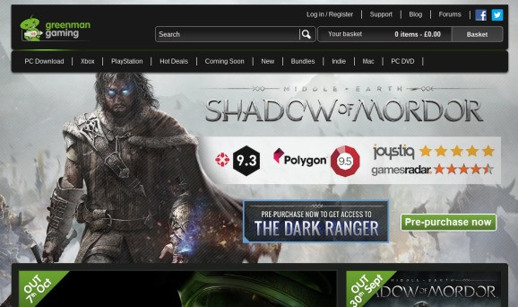 Steam competitor Green Man Gaming launches its own publishing arm, Green Man Loaded