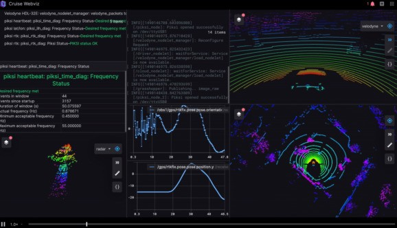 Cruise open-sources Webviz, a tool for robotics data analysis