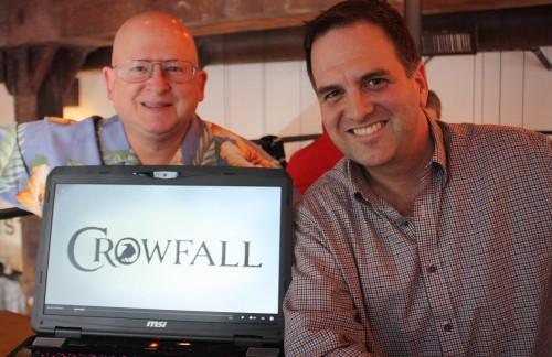 ArtCraft Entertainment launches Kickstarter campaign for Crowfall fantasy online game