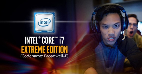 Intel launches 10-core Broadwell-e processor for gaming and VR