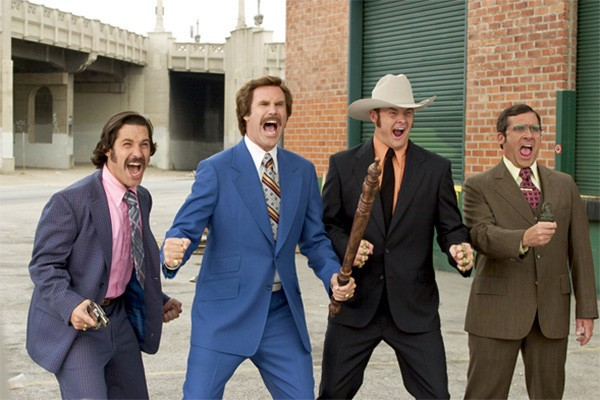 The 5 most important things I've learned working for a startup (and watching Anchorman)