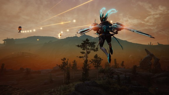 Warframe opens 38 million-player present for its 5th birthday