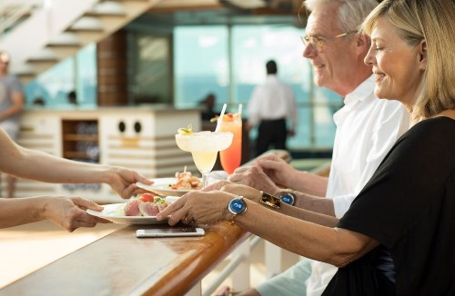 Carnival's Ocean Medallion wearable levels up guest experience on cruises