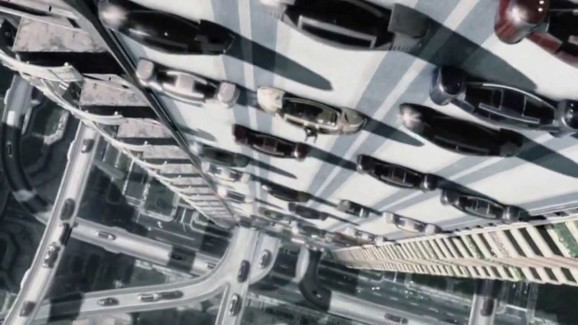 The future of transportation — as seen by a sci-fi author