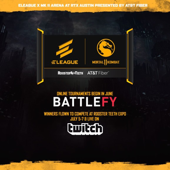 WarnerMedia and Eleague team up for Mortal Kombat 11 esports tournament