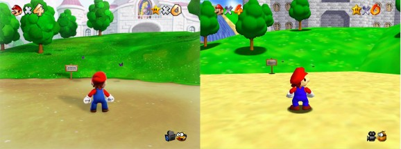 Super Mario 64 is getting a fan-made HD remake — for now (update)