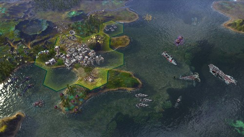Civilization: 25 years, 33M copies sold, 1 billion hours played, and 66 versions