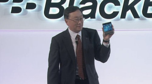 BlackBerry launches the Passport: A $599 smartphone with a 4.5-inch square display