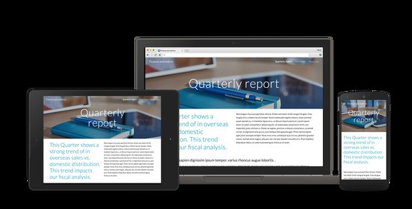 Google is rolling out the new Google Sites for G Suite customers, will kill old version later