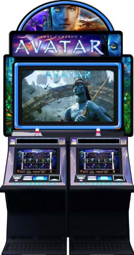 Coming to a casino near you: Avatar slot machines with touchscreens, 3D graphics