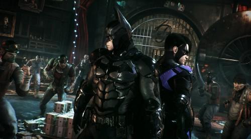 Batman: Arkham Knight makes Gotham feel more like a city and less like a playground