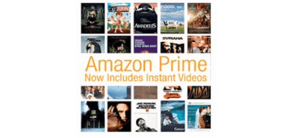 LoveFilm to rebrand as Amazon Prime Instant Video in Europe