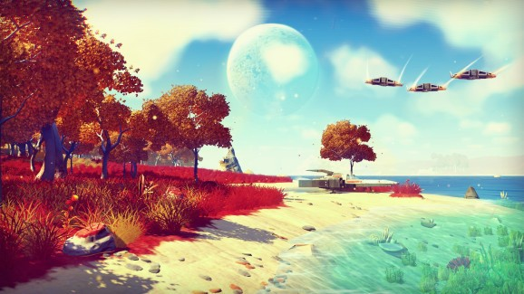 30 facts about No Man's Sky: No DLC, no ship customization, no riding dinosaurs