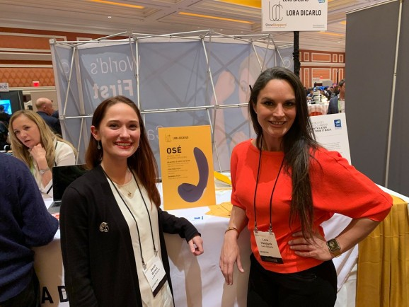 How CES stepped in a mess by rescinding award for sex toy startup Lora DiCarlo