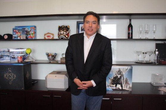 Sony's North American PlayStation chief on PS4's dominance, 1-year anniversary, and GamerGate (interview)