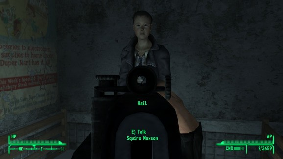 Fallout 4's Brotherhood of Steel leader was in Fallout 3