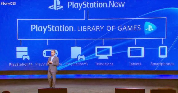 Sony starts closed beta for its game-streaming PlayStation Now service tomorrow