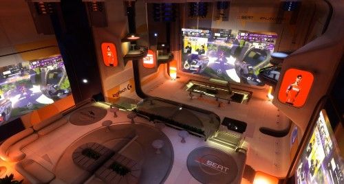Sansar elevates Overwatch League esports viewing with social VR