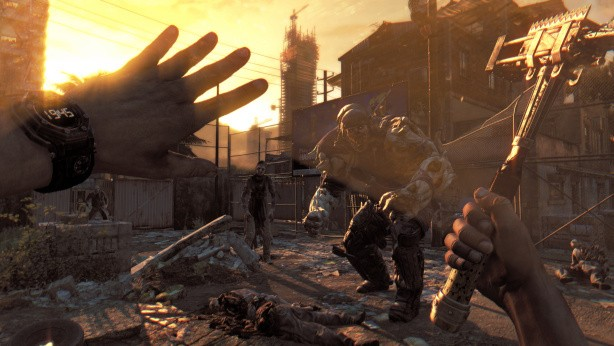 Check out the cool little things that next-gen can do for zombie game Dying Light