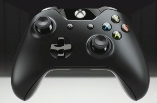 Xbox One system, controller, and Kinect (gallery)